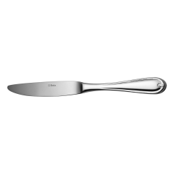 Table Knife - 7th Generation Black Pearl all mirror