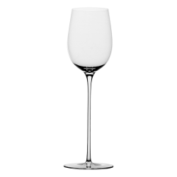 White Wine glass 280 ml Set 2-pcs. - Flow Glass Premium