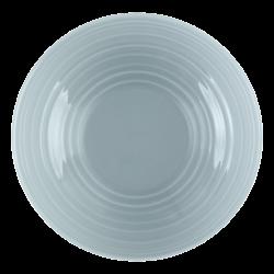 Deep Plate Coupe 19,5 cm Spiral - Gaya RGB Vintage Blue glossy Lunasol