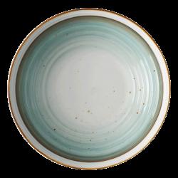 Deep Plate Coupe 235 mm Spiral - Gaya RGB Rustico gloss Lunasol