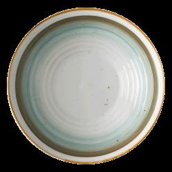 Deep Plate Coupe 195 mm Spiral - Gaya RGB Rustico gloss Lunasol