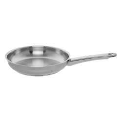 Fry pan ø 24cm, H: 5 cm - Orion Lunasol pans Collection CNS 18/10