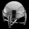 Round Roll Top Chafing dish ø48 cm - Lunasol Service CNS 18/10