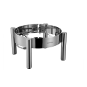 Frame for Chafing dish round - Lunasol Service CNS 18/10