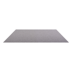 Placemat 30x45xcm, silver - BASIC Ambiente