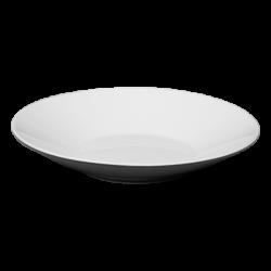 Deep plate 22 cm - RGB grey gloss Lunasol