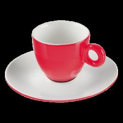Mocca cup 90 ml - RGB red Lunasol