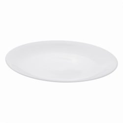 Pizza Plate 32 cm - Lunasol Hotelporzellan uni white