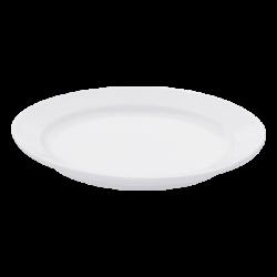 Flat plate 15 cm - Lunasol Hotelporzellan uni white