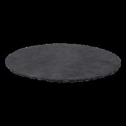 Okrúhly bridlicový podnos ø24 cm - FLOW Bridlica