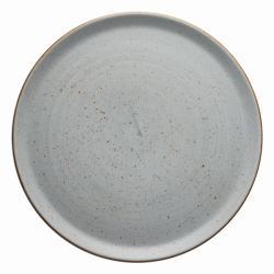 Pizza plate 35 cm grey - Hotel Inn Chic color