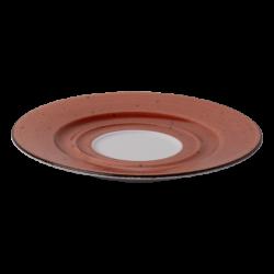 Combi Saucer 15.5 cm terracotta - Hotel Inn Chic color