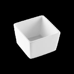 Bowl square 7.7 x 7.7 x 4.9 cm - BASIC Bamboo Lunasol