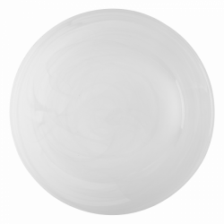 Bowl 18 cm - Elements Glass white sandblast