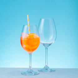 Wine Glass Sauvignon 430 ml set 4-pcs. - Premium Glas Optima 14