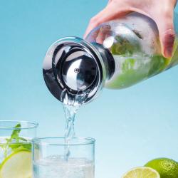 Water carafe 1.5 l - BASIC Glas