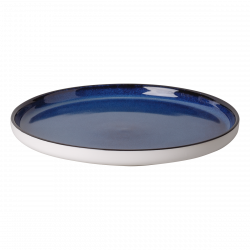 Flat plate U-Coupe 200 mm - Gaya RGB Ocean gloss Lunasol