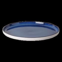 Flat plate U-Coupe 280 mm - Gaya RGB Ocean gloss Lunasol