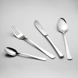 Dessert Spoon - Athene CR all mirror