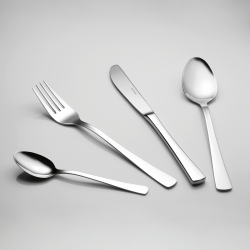 Dessert Knife - Athene CR all mirror