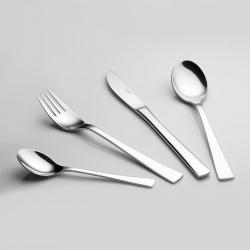 Dessert spoon - Atlantic 2000 CNS all mirror