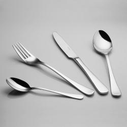 Gemüse-/Salatgabel - Bacchus CR poliert