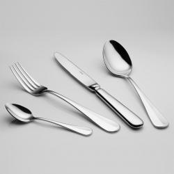 Breakfast-/Bouillon Spoon - Baguette Gastro all mirror