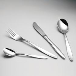 Soda /Latte Spoon - Capri all mirror