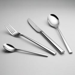 Cake knife/fork - Living Elite all mirror