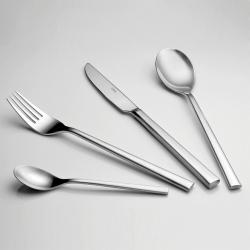 Table Knife monoblock - Living all satin