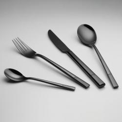 Esslöffel - Luxus schwarz