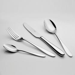 Breakfast-/Bouillon Spoon - Turin all mirror