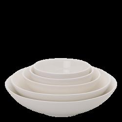 Bowl ø 12.5 cm H: 5.5 cm - Gaya Atelier white