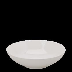 Bowl ø 19.5 cm H: 5.5 cm - Gaya Atelier white