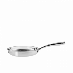 Fry Pan 26 x 4.9 cm non stick coating ILAG DURIT - Orion Expert with Profi-handle 5ply