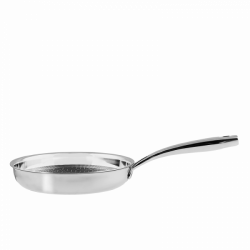 Fry Pan 30 x 5.0 cm non stick coating ILAG DURIT - Orion Expert with Profi-handle 5ply