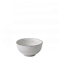 Bowl Ø 11 cm H: 5.5 cm - Gaya Atelier light grey speckled