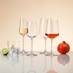 Aperitif-/ Cocktail glass 810 ml Set 4pcs - 21st Glas Lunasol