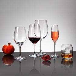Aperitif-/Cocktail-Glas auf Fuss 850 ml - Benu Glas Lunasol