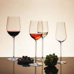Red Wine glass 450 ml, set 2-pcs. - FLOW Glas Premium