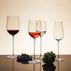 White Wine glass 280 ml Set 2-pcs. - Flow Glass Premium