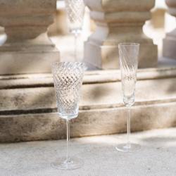 White Wine glass 150 ml, set 2-pcs. - Gaya Glas Premium