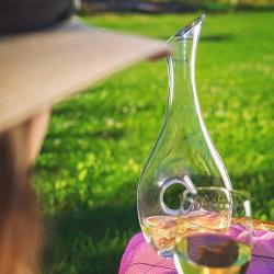 Wine Decanter 1,2 l - FLOW Glass