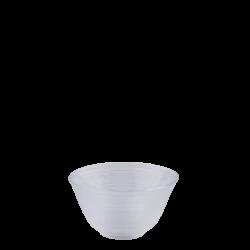 Bowl 12 cm Set 4pcs - BASIC Chic Glas