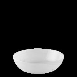 Bowl 18 cm - Elements Glass white sandblast