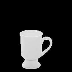 Mug Small 90 ml - Lunasol Hotel porcelain uni white