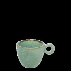 Mocca Cup 90 ml - Gaya Sand turquoise Lunasol