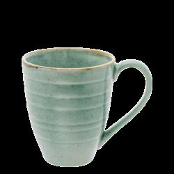 Mug 300 ml Spiral - Gaya Sand turquoise Lunasol