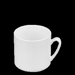 Coffee cup 280 ml stackable - Premium Platinum Line Univers