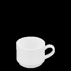 Mocca cup 90 ml stackable - Premium Platinum line
